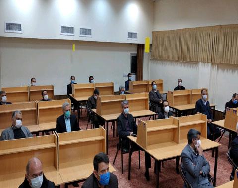 برگزاری سومین جلسه شورای دبیران