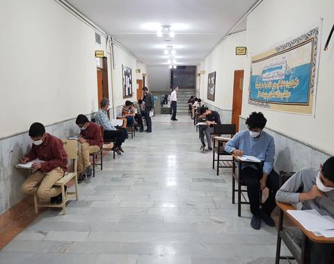 ثبت نام پذیرفته شدگان آزمون ورودی پایه دهم سال تحصیلی1401-1400